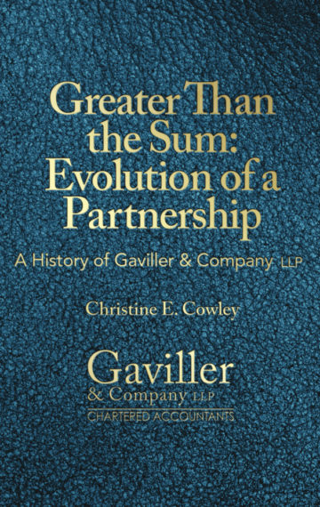 Greater Than The Sum: Evolution of a Partnership