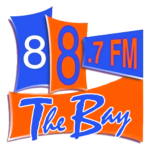 The Bay 88.7 Logo