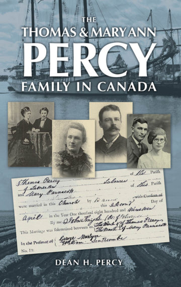 The Thomas and Mary Ann Percy Family in Canada